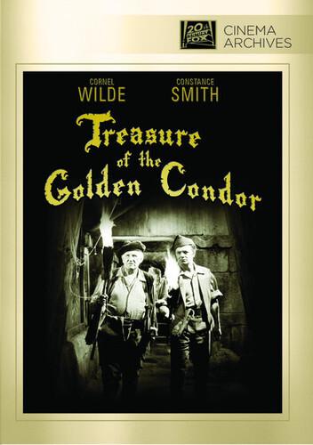 Treasure of the Golden Condor