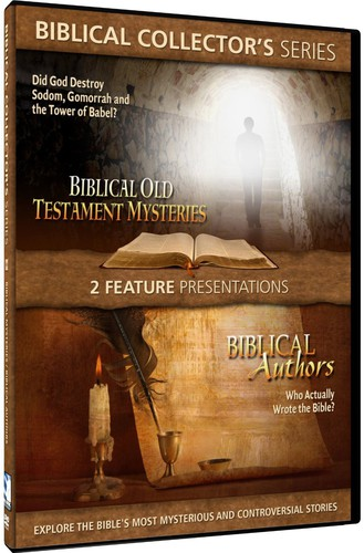 Biblical Collector's Series: Biblical Old Testament Mysteries/ Biblical Authors