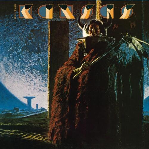 Kansas - Monolith (Blue) [Colored Vinyl] (Gate) (Gol) [Limited Edition] [180 Gram]