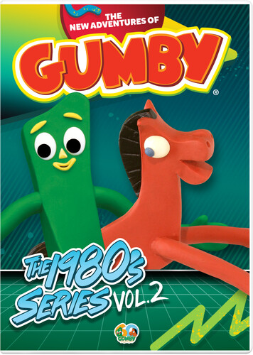 New Adventures Of Gumby: 80's,Vol. 2