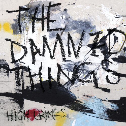 The Damned Things - High Crimes [Yellow LP]
