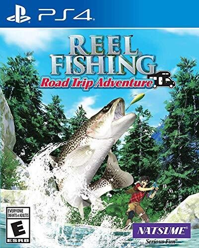- Reel Fishing: Road Trip Adventure for PlayStation 4