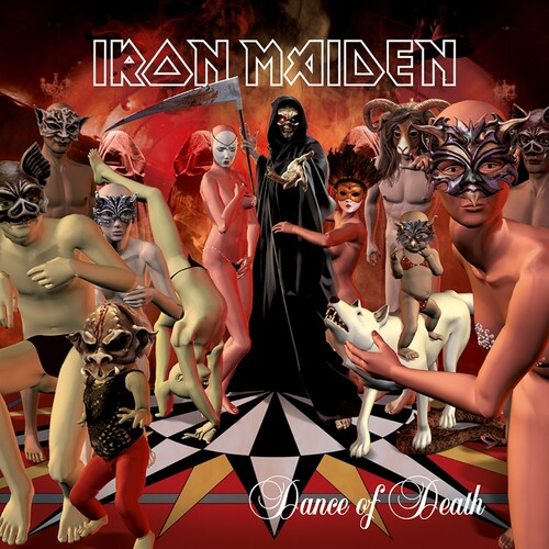Iron Maiden - Dance Of Death (Remastered)