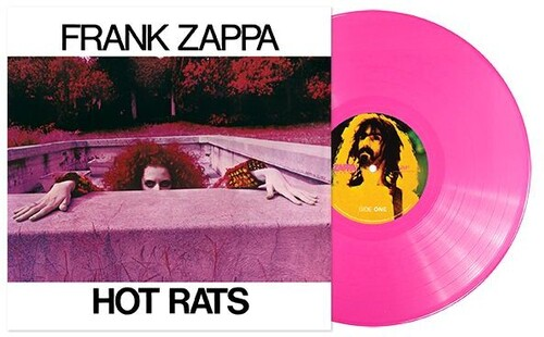 Frank Zappa - Hot Rats: 50th Anniversary [Translucent Pink LP]