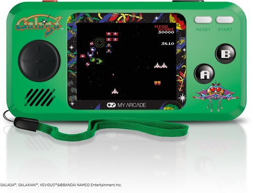 - My Arcade DGUNL-3244 GALAGA POCKET PLAYER