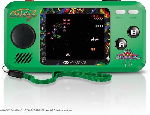 My Arcade Dgunl3244 Galaga Pocket Player Game Syst - My Arcade DGUNL-3244 GALAGA POCKET PLAYER
