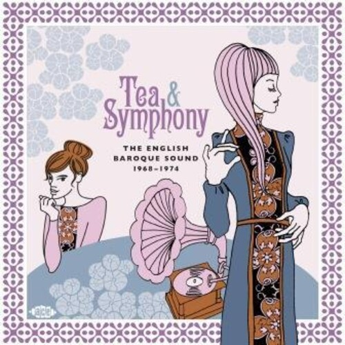 Tea & Symphony: English Baroque Sound 1968-1974 /  Various [Import]