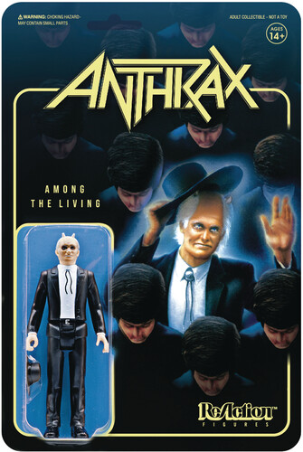 ANTHRAX REACTION - PREACHER