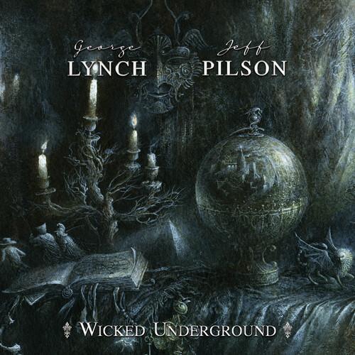 George Lynch & Jeff Pilson - Wicked Underground [Clear 2LP]
