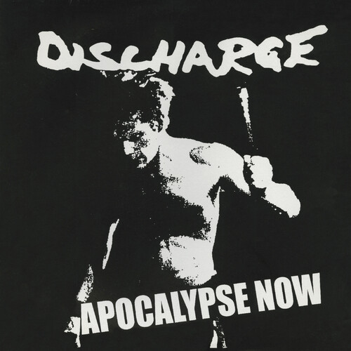 Discharge - Apocalypse Now [Red LP]