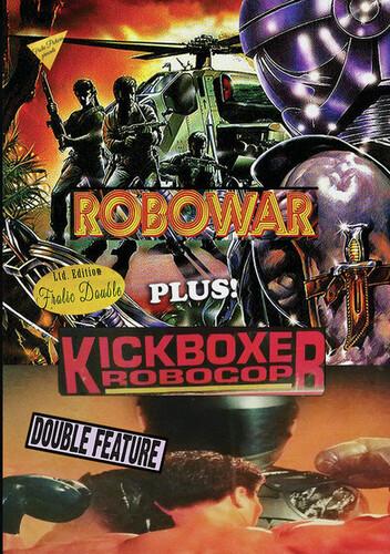 Robowar/ Kickboxer Robocop