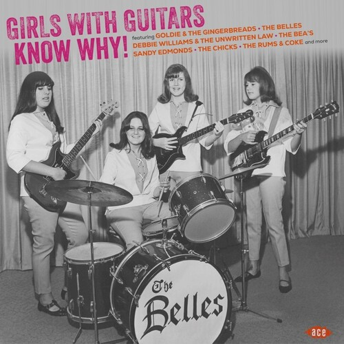 Girls With Guitars Know Why! /  Various [Import]