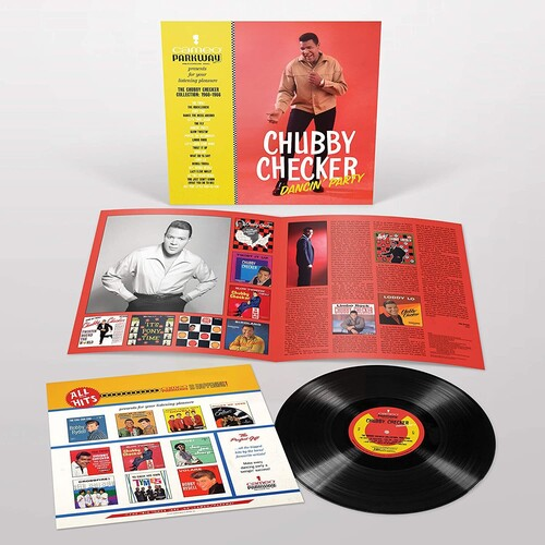 Dancin' Party: The Chubby Checker Collection 1960-1966