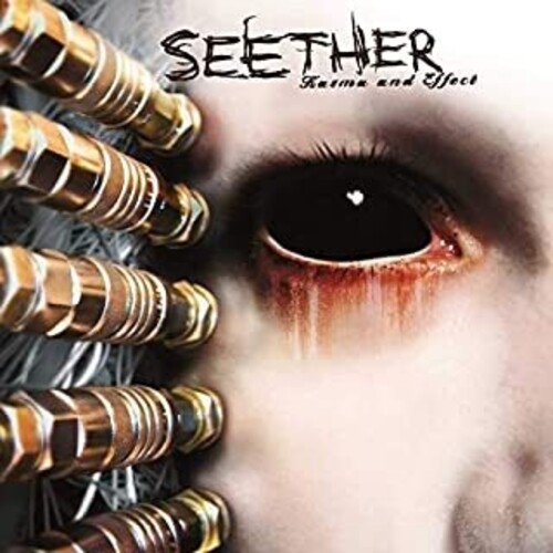 Seether - Karma and Effect [Opaque Burgundy 2LP]