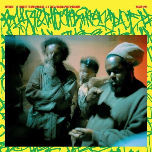A Tribute to Brother Ras G & The Afrikan Space Program
