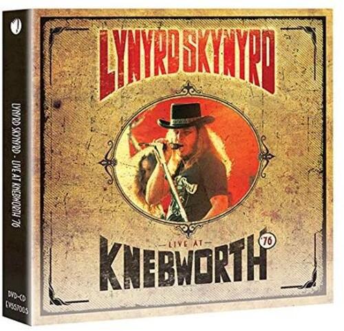 Lynyrd Skynyrd Live At Knebworth '76  (CD/ DVD)
