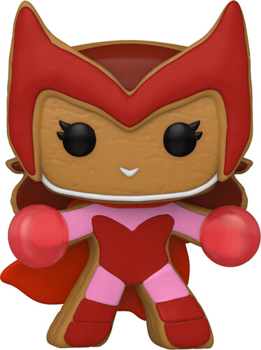 HOLIDAY- SCARLET WITCH