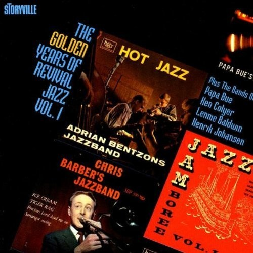 Golden Years of Revival Jazz 1 /  Various [Import]