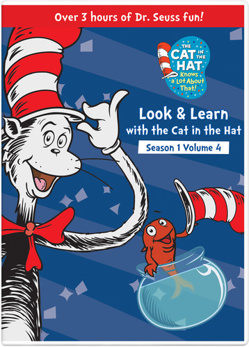 The Cat in the Hat Knows a Lot About That! Look & Learn With the Cat in the Hat