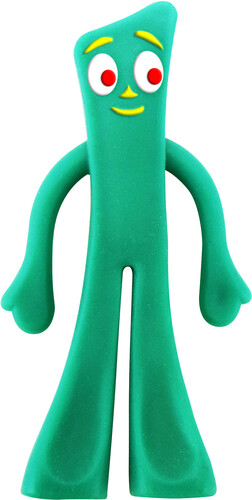WORLDS SMALLEST GUMBY