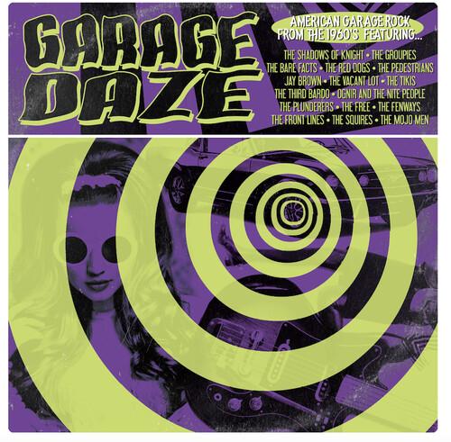 Various Artists - Garage Daze: American Garage Rock From 60's