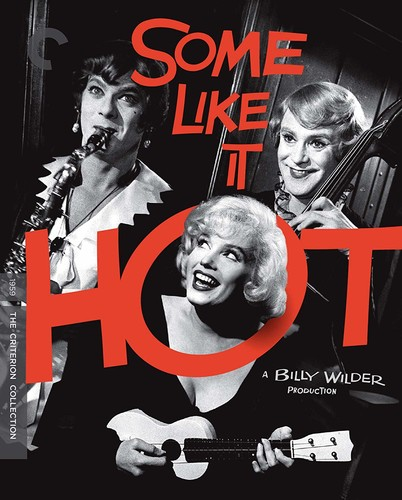 Some Like It Hot (Criterion Collection)