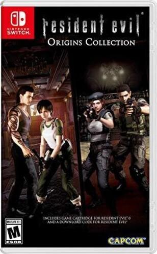 Swi Resident Evil Origins Collection - Resident Evil Origins Collection