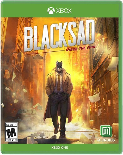 Blacksad: Under The Skin Limited Edition for Xbox One