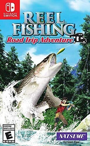- Reel Fishing: Road Trip Adventure