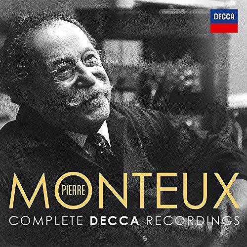 Pierre Monteux Complete Decca Recordings