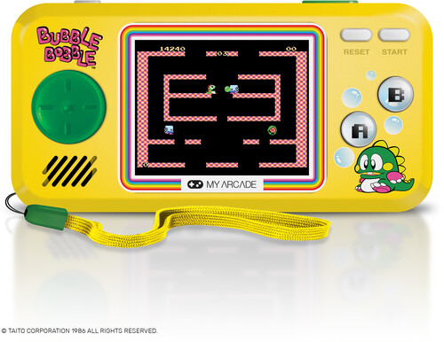 - My Arcade DGUNL-3248 BUBBLE BOBBLE POCKET PLAYER