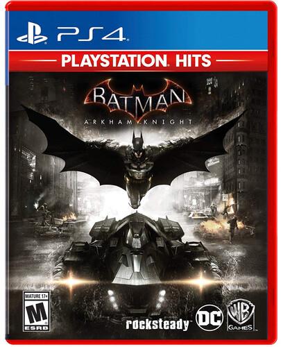 - Batman Arkham Knight PlayStation Hits for PlayStation 4
