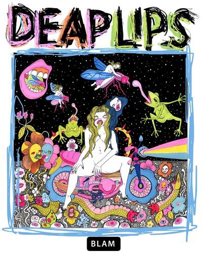 Deap Lips - Deap Lips [LP]