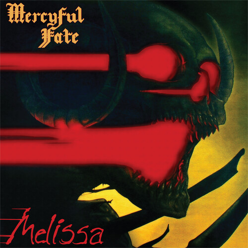 Mercyful Fate - Melissa [Limited Edition Yellow & Black LP]