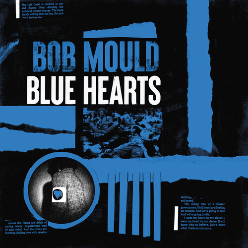 Bob Mould - Blue Hearts [LP]