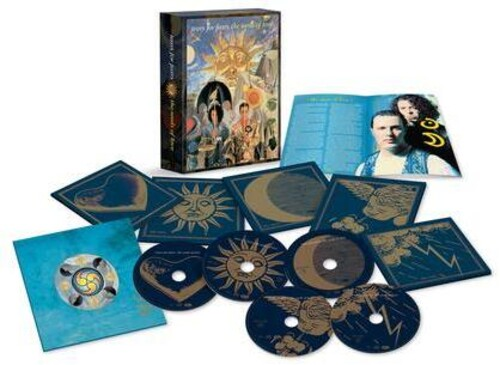 Tears For Fears - The Seeds Of Love: Remastered [4CD/Blu-ray Box Set]