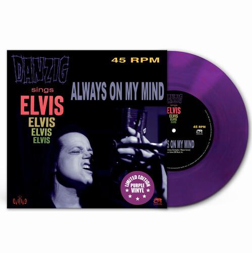 Danzig - Always On My Mind (Purple Vinyl) (Purp)
