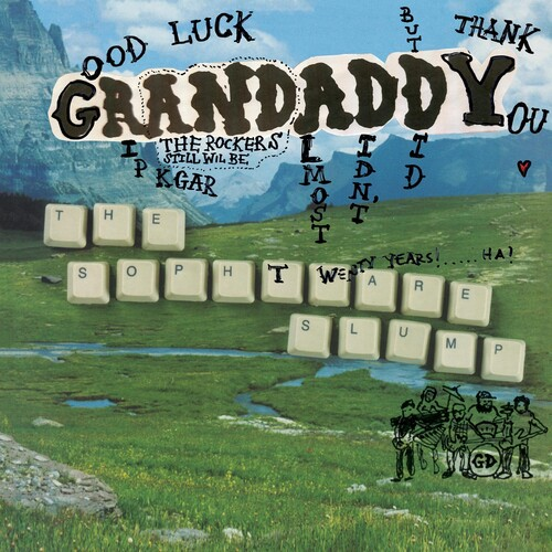 Grandaddy - The Sophtware Slump 20th Anniversary Collection [4LP Box Set]