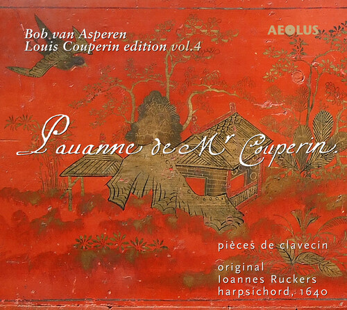 Louis Couperin Edition 4