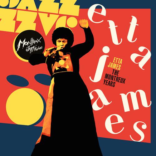 Etta James: The Montreux Years  vinyl LP