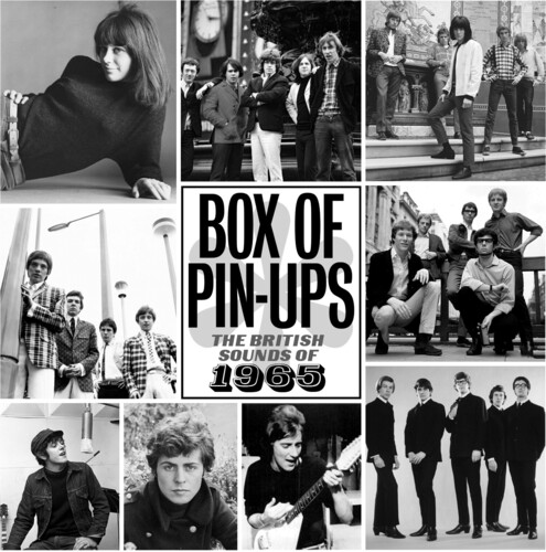 Box Of Pin-Ups: The British Sounds Of 1965 /  Various [Import]