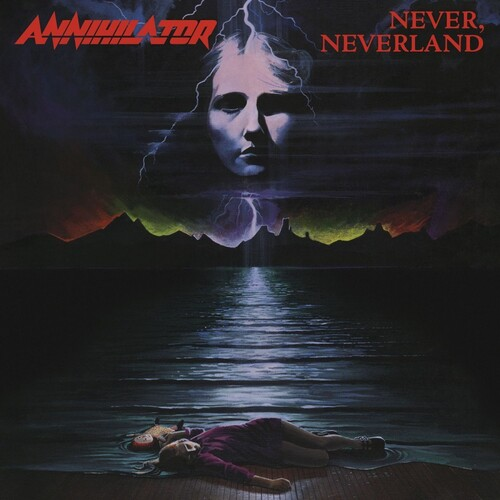 Never Neverland [Limited 180-Gram Purple Colored Vinyl] [Import]