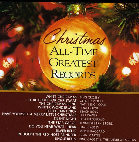 Vol. 1-Christmas All-Time Grea