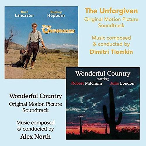 The Unforgiven /  The Wonderful Country Original Sountracks [Import]
