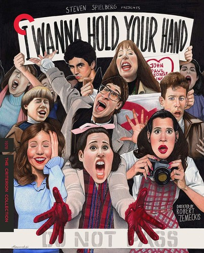 I Wanna Hold Your Hand (Criterion Collection)