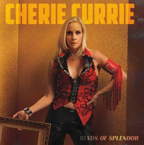 Cherie Currie - Blvds of Splendor [RSD 2019]