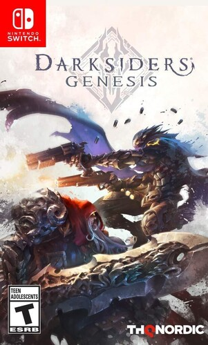 - Darksiders Genesis for Nintendo Switch
