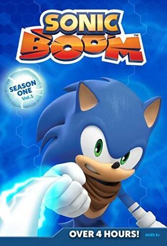 Sonic Boom: Season 1, Vol. 1