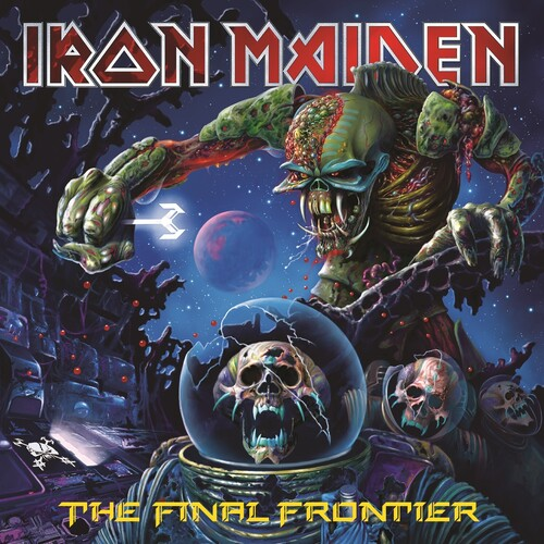 Iron Maiden - The Final Frontier (Remastered)