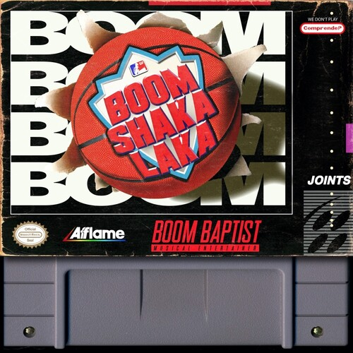 BoomBaptist - Boom Shakalaka